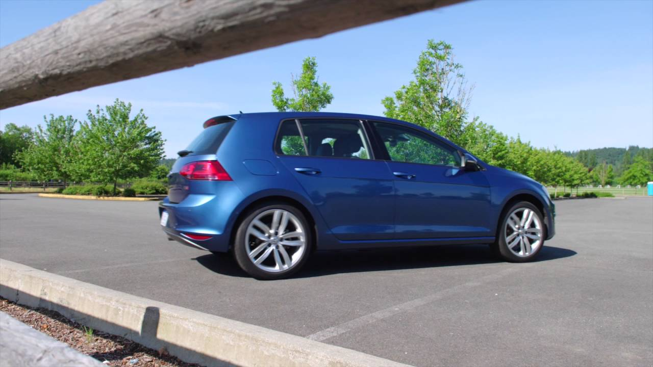 2016 Volkswagen Golf Sel Review Autonation