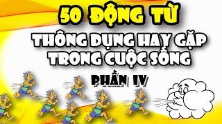 50 Động từ phổ biến hay gặp nhất trong cuộc sống   Phần 4   Praim English Center