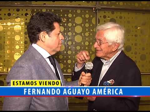 Fernando Aguayo América 03-12-2018