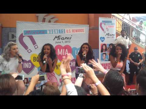 little mix in miami