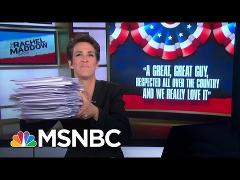 Maine Gov. Paul LePage Receives Thousands Of Resignation Request Letters | Rachel Maddow | MSNBC