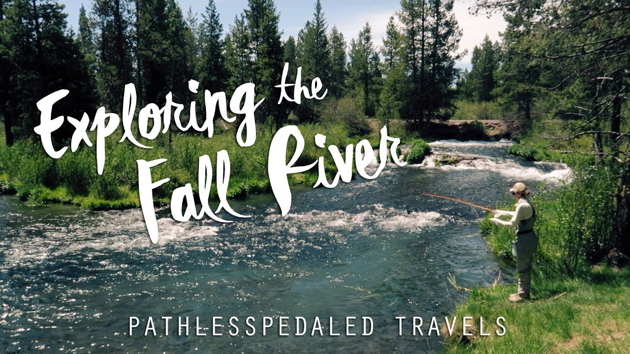 PLP Travels: Fly fishing and Trail Running on the Fall River in Oregon