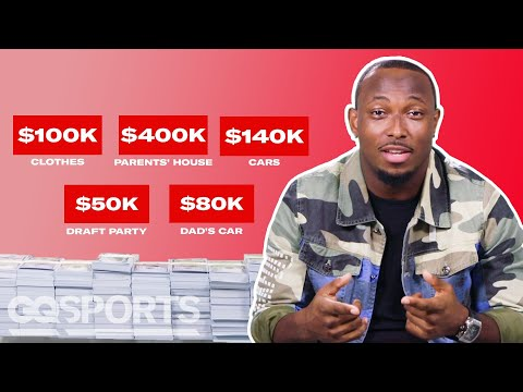 How LeSean McCoy Spent His First $1M in the NFL   My First Million   GQ Sports