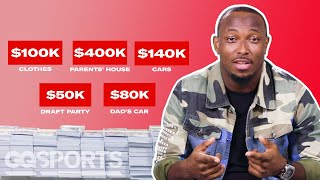 How LeSean McCoy Spent His First $1M in the NFL | My First Million | GQ Sports