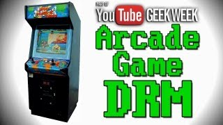 LGR - Arcade Game Copy Protection & DRM
