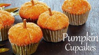 Pumpkin Spice Cupcakes With Cream Cheese Frosting (recipe) 【美味】パンプキンスパイスカップケーキを作りました