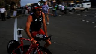 Tim Don makes the switch from ITU racing to long course and follows...