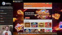 LIVE CASINO GAMES - !feature to win €€€ 👏👏 (18/11/19)