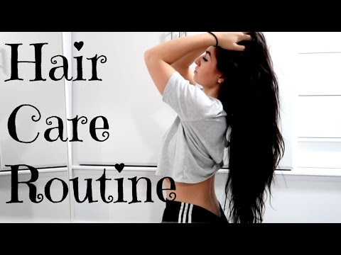 HAIR CARE ROUTINE 2017 | How I Keep It Long & Healthy