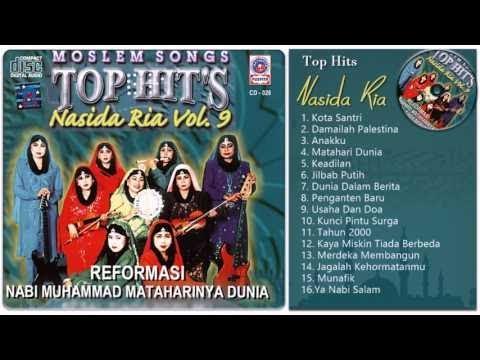 Nasida Ria Full Album - Lagu Religi Islam Lawas Terbaik - Tembang Kenangan Penyejuk Hati