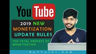 How to Monetize Youtube Channel and Earn from Youtube Video   New Youtube monetization update Rules