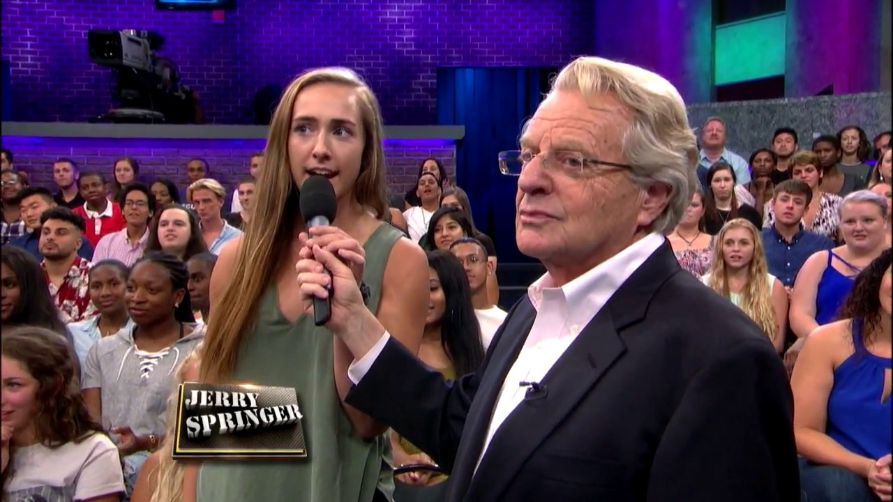 Roast: Sex With A Pregnant Stripper (The Jerry Springer