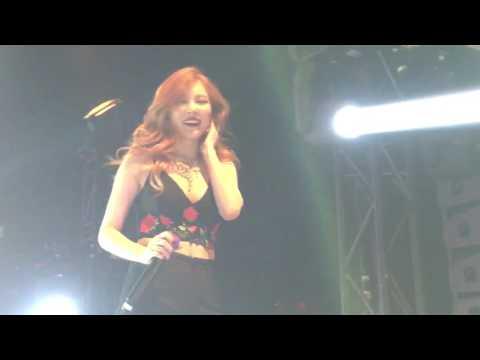 Hyuna Tour Chicago Change