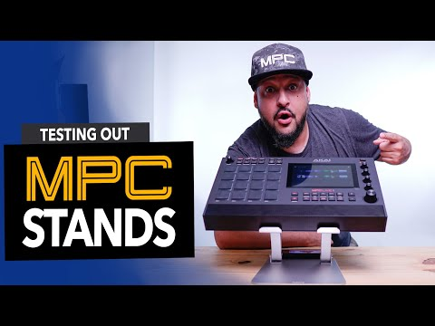 The Best Stands For the MPC One and MPC Live 2!!? | The Upgrade