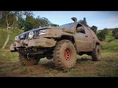 Salida 4x4 Cantabria + Campa Privada / Grand Cherokee V8, Defender, Patrol GR, Samurai, Montero...