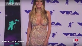 2017 MTV VIDEO MUSIC AWARDS Red Carpet Style - Fashion Channel