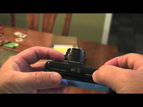 Nikon Coolpix S800c Android camera hardware