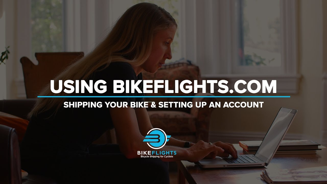 How To Use Bikeflights Com Youtube