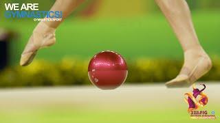 Rhythmic Gymnastics World Championships - Individual Apparatus Final Hoop & Ball