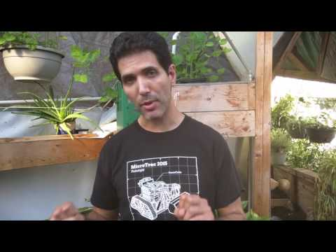 Open Source Aquaponics - part 4