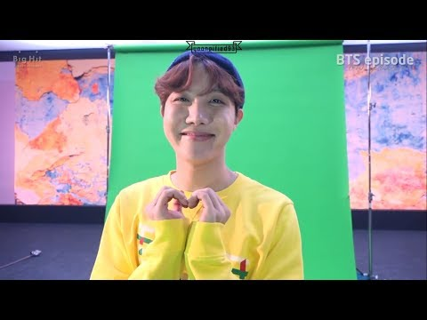 Sub esp EPISODE J-HOPE 1er. mixtape Daydream + Airplane MV Shooting