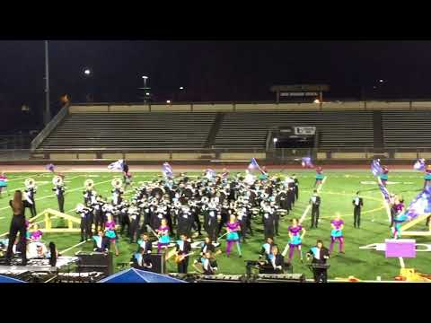 CVHS Marching Band 2017 @ Harvest MB Festival, Yakima, WA Oct. 21 Finals Competition