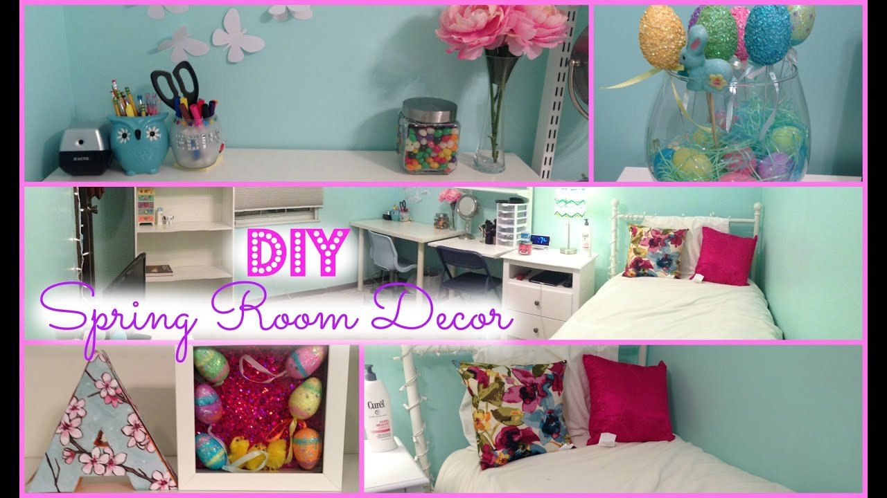 Do It Yourself How To Custom A Room Decor Wonderful In Summer Youtube