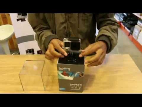 Jual Kamera GoPro Hero 4 Black & Silver Review Unboxing PlazaKamera