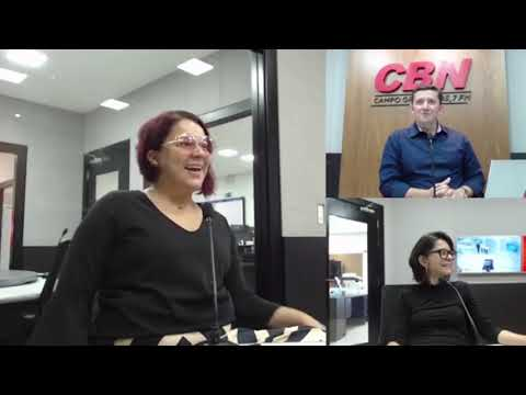 Entrevista CBN Campo Grande: Erika Espíndola