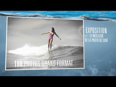 Teaser Exposition Photos Cité de l'Océan Biarritz 2015