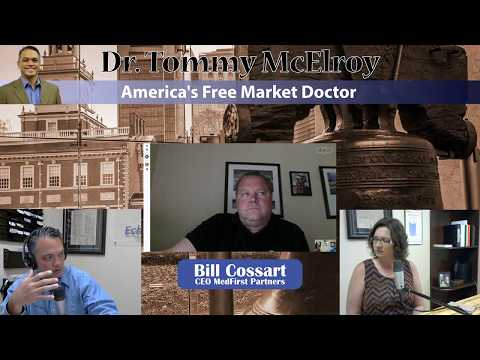 DPC Update with Bill Cossart, Plus Gardening, Mental Health, and More. Dr. Tommy Show