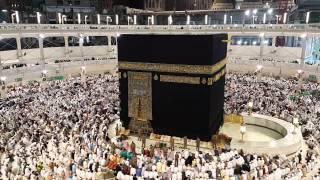 Sholat Shubuh di Masjidil Haram