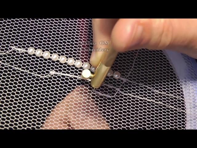 LUNEVILLE EMBROIDERY (basic stitche)|ЛЮНЕВИЛЬСКАЯ ВЫШИВКА (базовый стежок)
