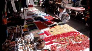 Equateur 2012 : OTAVALO, CUICOCHA, MITAD DEL MONDO...