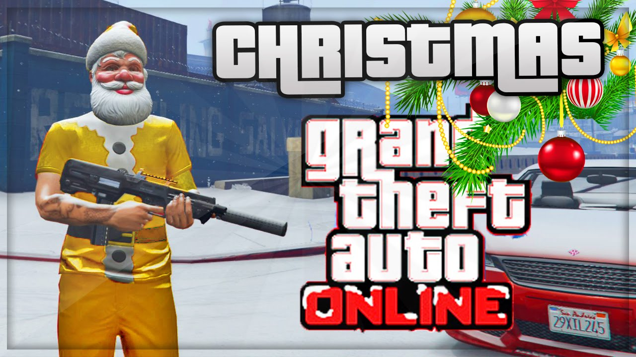 Gta V Christmas Dlc 2019.Gta V Dlc Christmas Update 2015 Gta 5 Mods Scripts