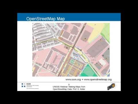 u_Lecture: Making Maps from OpenStreetMap Data