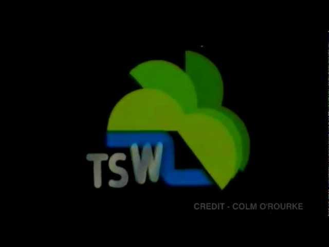 TSW Christmas ident