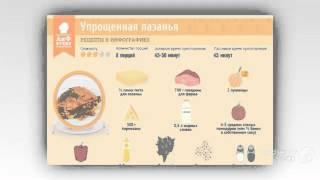 Простые рецепты в ФОТОГРАФИЯХ(фоторецепты) выпуск1