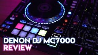 Denon DJ MC7000 Serato DJ Pro Controller