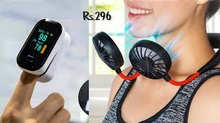 13 NEW SMART GADGETS INVENTION ▶ Cooler Fan Rs.296 to 500 Rupees You Must Have