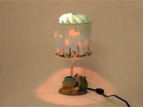 Newportsolar tropical rotating lamp youtube newportsolar tropical rotating lamp aloadofball Image collections