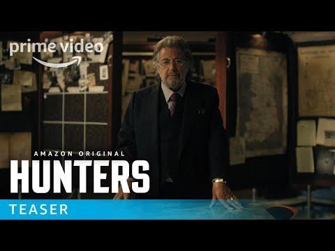Hunters: Al Pacino caza nazis en una nueva serie de Amazon