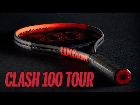 Wilson Clash 100 Tour Tennis Racquet Review