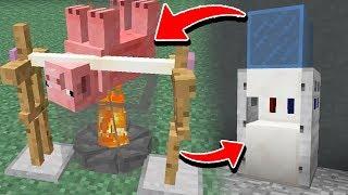 ЭТО САМЫЕ СЕКРЕТНЫЕ ПОСТРОЙКИ В МАЙНКРАФТ ВЫ МОЖЕТЕ ПОСТРОИТЬ ТУТОРИАЛ В Minecraft ПОКУПКА БЕЗ МОДОВ