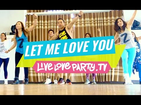 Let Me Love You | Zumba® | Dance Fitness | Live Love Party