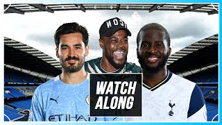 I KNEW IT!!! We got folded like a scooter! |Man City vs Tottenham LIVE with EXPRESSIONS OOZING