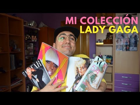 MI COLECCIÓN DE LADY GAGA: REVISTAS  JJ