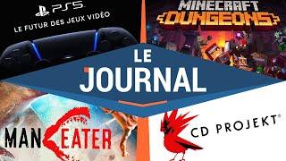 Les premiers jeux de la PS5 dévoilés ! 🤩 | LE JOURNAL en plateau