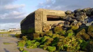 plages du débarquement en normandie utha omaha gold juno sword guerre 39.45
