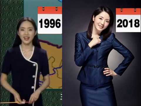 Chinese Weather Woman Stuns The World With Her Youthful & Sexy/Hot Look after 22 Years On Screen